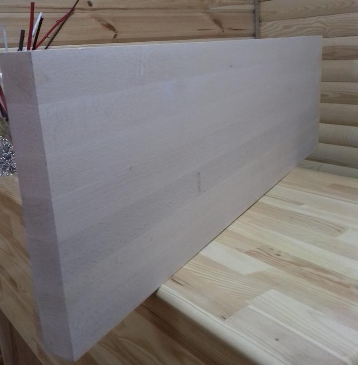 Купить мебельный щит из сосны толщина 28 мм - цена 24000