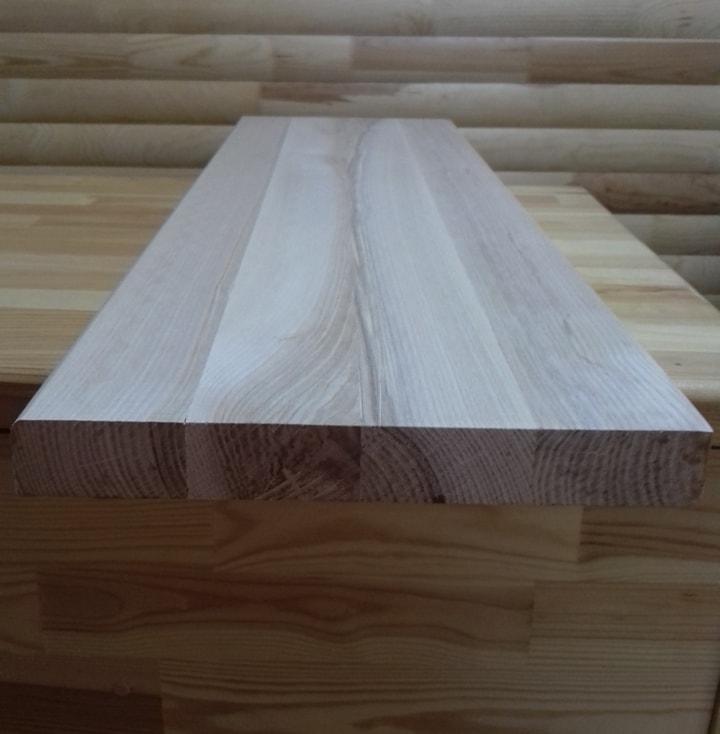 Мебельный щит из дуба купить в Самаре по цене