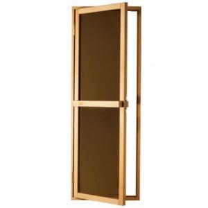 Двері та вікна для бані і саун